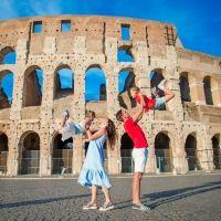 Visita Roma con los niños. Guía práctica de viaje