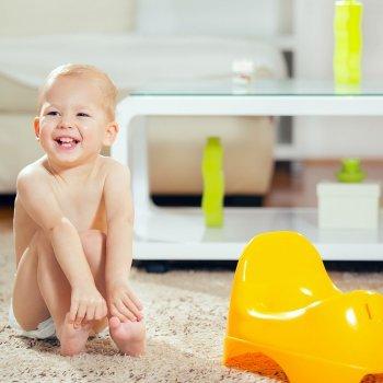 Consejos para quitar el pañal al bebé