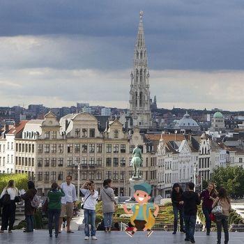 Bruselas en familia