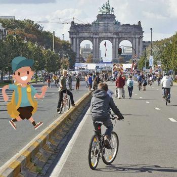 Cómo llegar y moverse por Bruselas