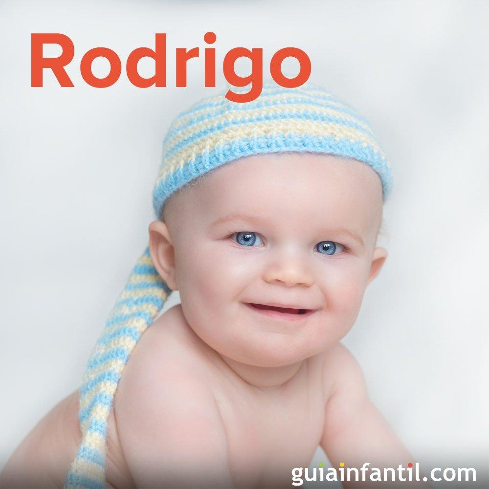 Día del Santo Rodrigo, 13 de marzo. Nombres para niños