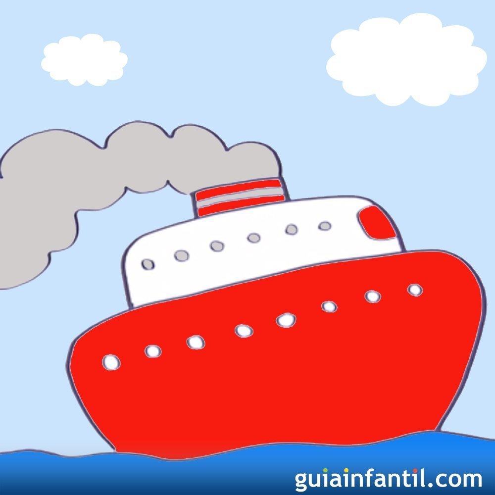C mo hacer paso a paso un dibujo de un barco - Como hacer un estor enrollable paso a paso ...