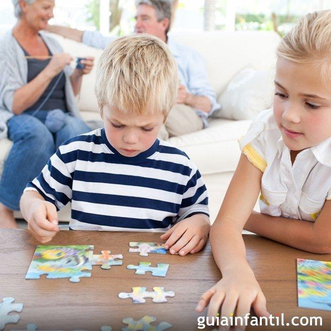 Ejercicios Y Juegos Caseros Para Ninos Hiperactivos