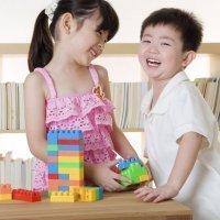 Hábitos saludables para niños a través de los juguetes