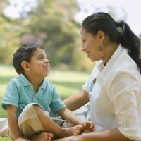 La mayoría de los niños bilingües tartamudea