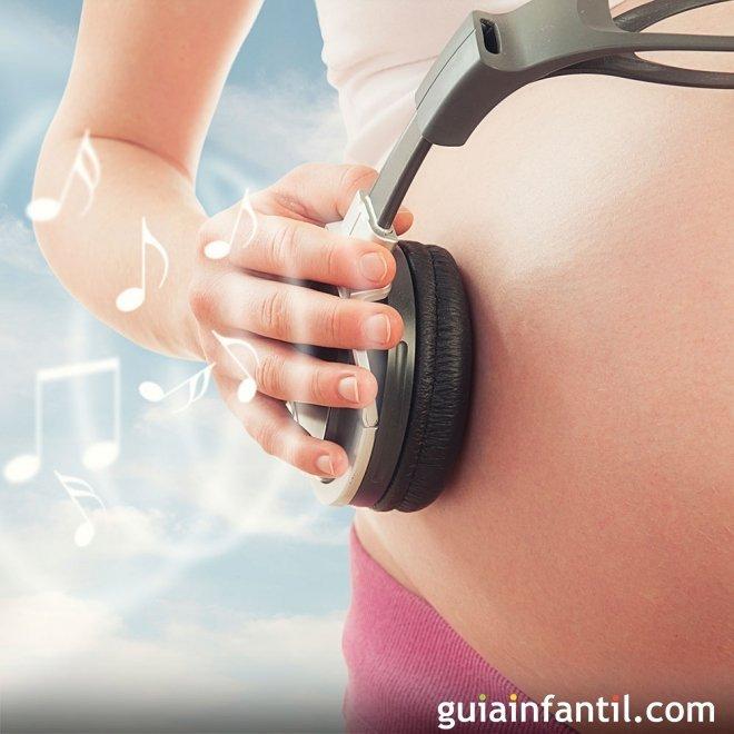 Música Para El Bebé Durante El Embarazo