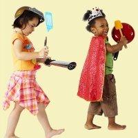 El poder de la fantasía e imaginación en los niños