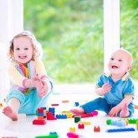 Jugar es siempre un placer para los niños