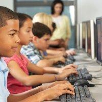 Los niños y el acceso a Internet