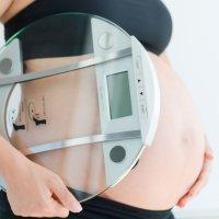 Cómo controlar el peso durante el embarazo
