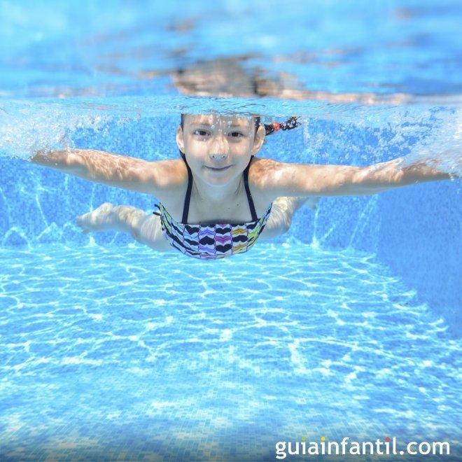 Ojo al cloro y al comportamiento de los ni os en las piscinas for Piscinas para bebes alcampo