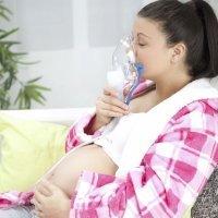 Cómo tratar el asma durante el embarazo
