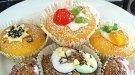Cocinar con niños: Magdalenas caseras decoradas