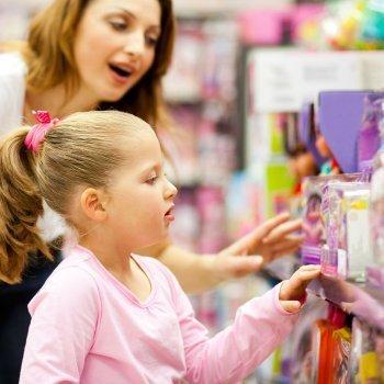 Cuando educamos niños consumistas