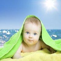 Prevención del cáncer de piel en los niños