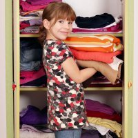 Qué hacer para que los niños organicen su habitación
