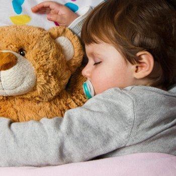 Cuando el niño no duerme bien
