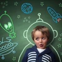 ¿Es bueno estimular la fantasía de nuestros hijos?
