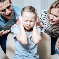 El maltrato verbal hacia los niños