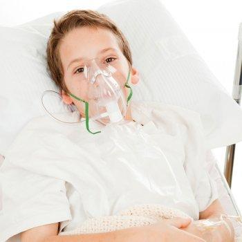 El riesgo de la neumonía para los niños