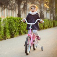 Mamá, ¡que nos vamos en bici!
