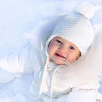 Cómo vestir a los bebés cuando hace frío