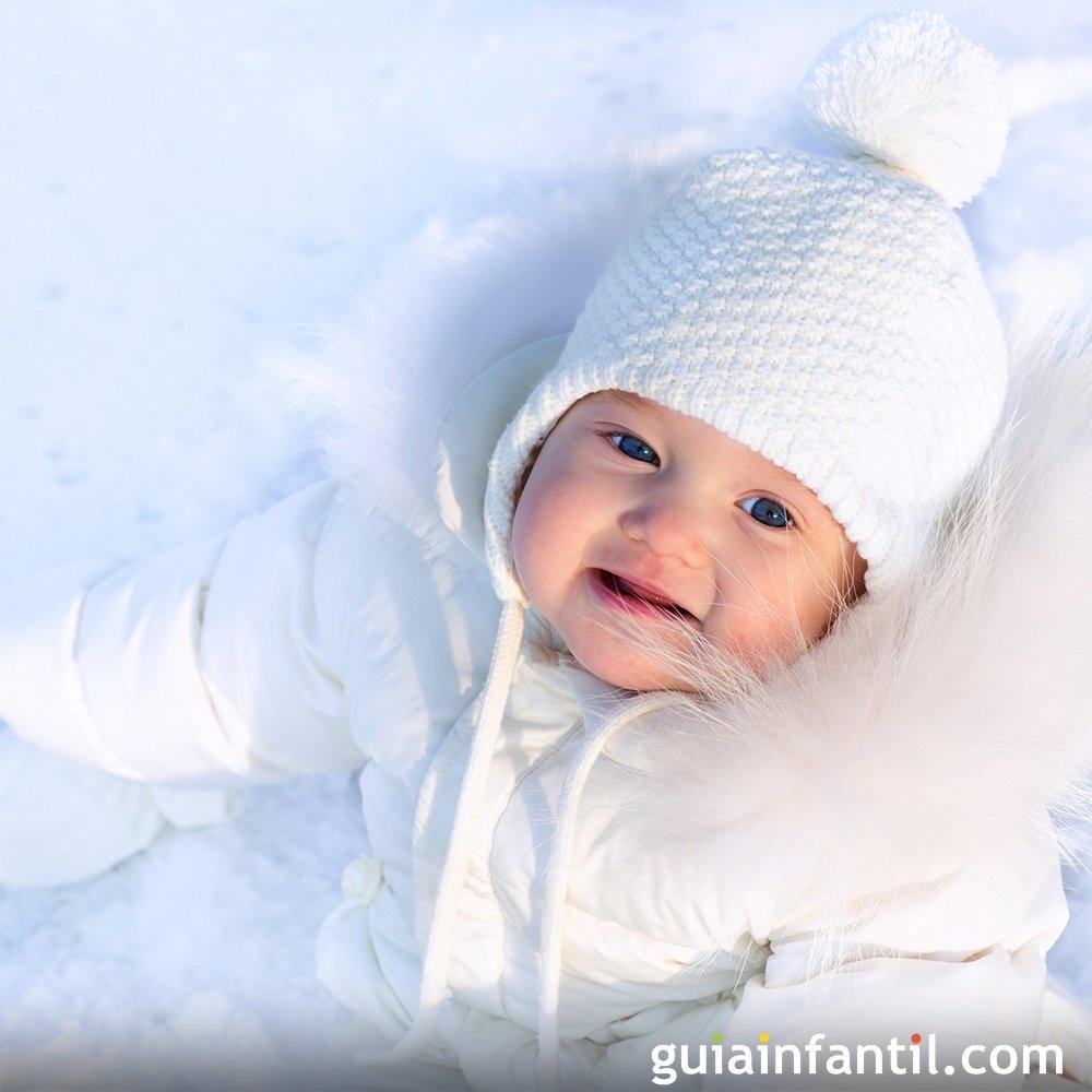 730daa1f5 Cómo vestir a los bebés cuando hace frío