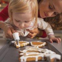 Vacaciones navideñas: ¡a la cocina con los niños!