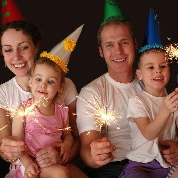 Un año nuevo: gran ocasión para motivar a los niños