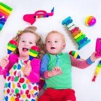 Juguetes ruidosos: pueden lesionar el oído de los niños