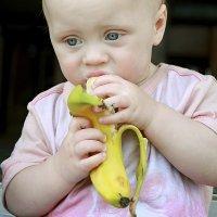 Cómo estimular la masticación del bebé