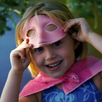 Caretas de Carnaval para los niños