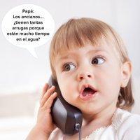 Las geniales y curiosas frases de los niños
