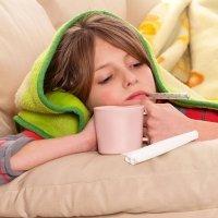 Qué debe comer un niño enfermo