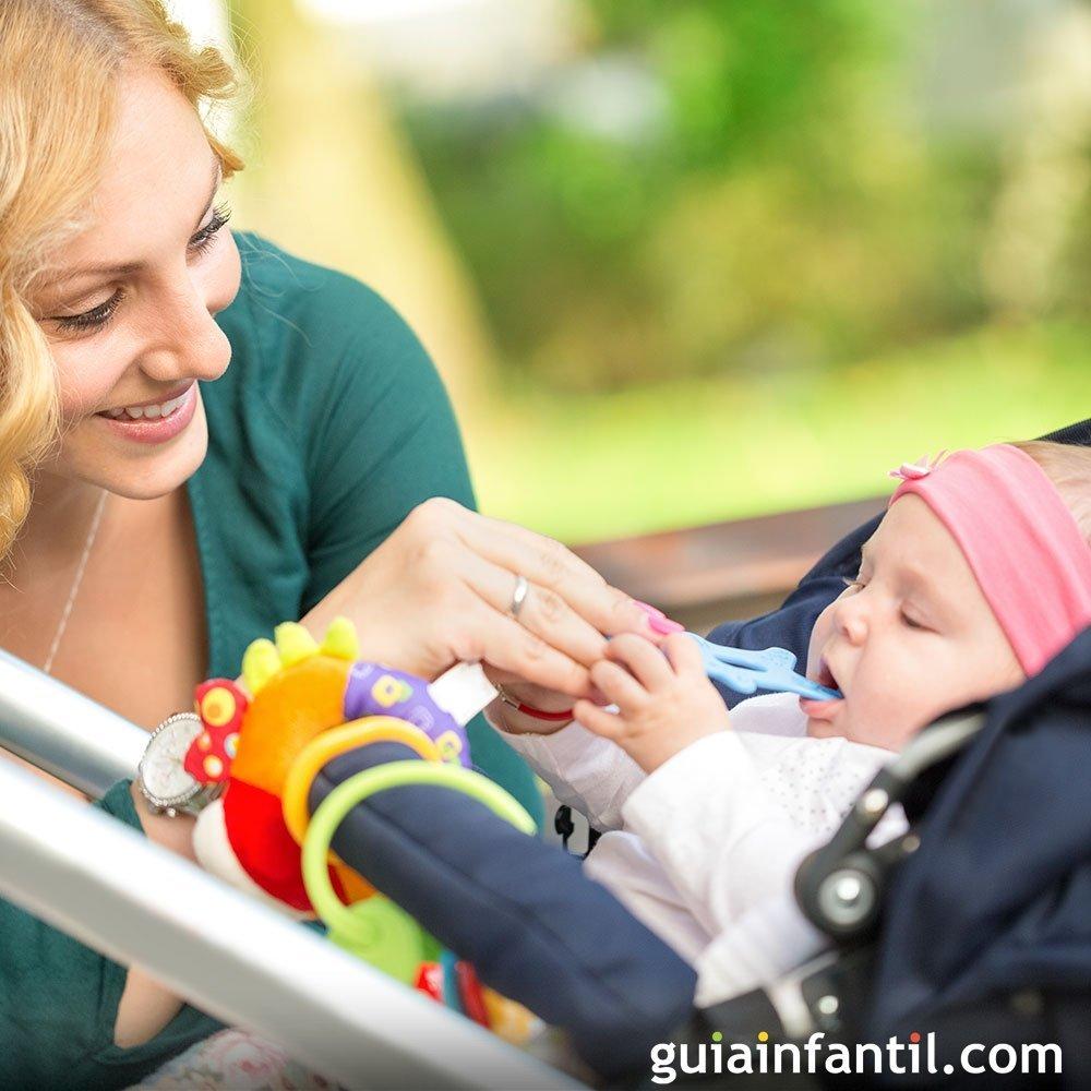 Como Aliviar Las Molestias De Los Dientes Del Bebe