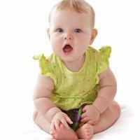 Por qué balbucean los bebés