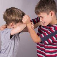 ¿Cuándo un niño es bruto o es pendenciero?