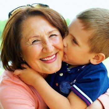 Los abuelos para los nietos