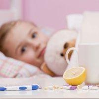 Consejos dietéticos para el niño bajo en defensas