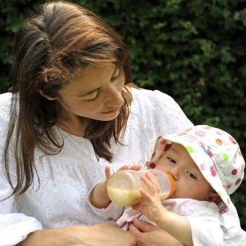 Consejos para destetar al bebé