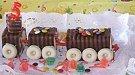 Para el cumpleaños de los niños: ¡Una tarta tren!