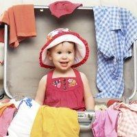Cómo vestir a los niños en verano