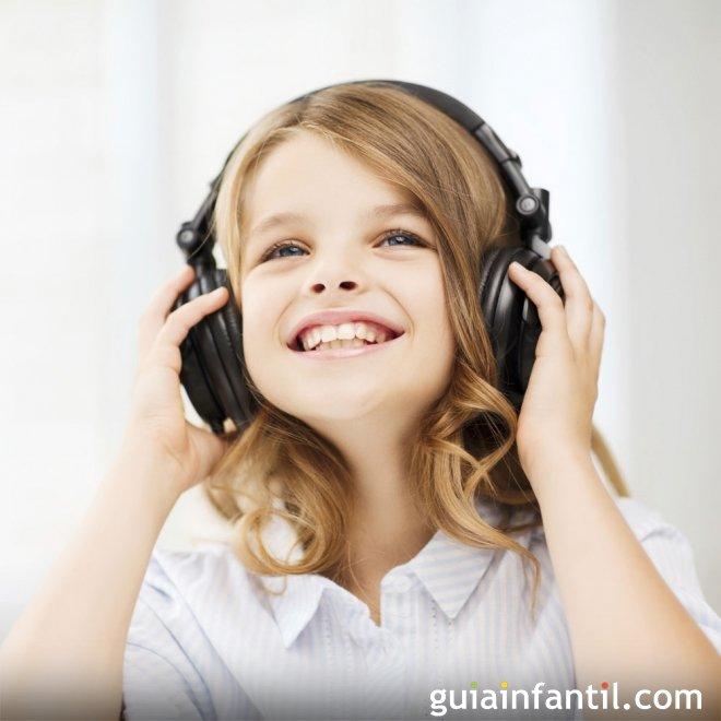 La música más recomendable para los niños
