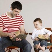 Nuestro ejemplo es la mejor enseñanza para los niños
