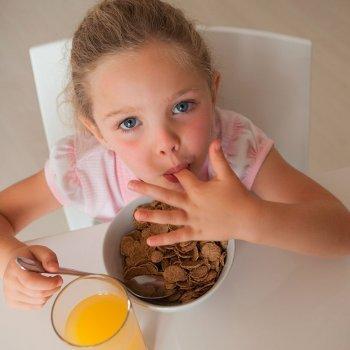 Alimentación para niños en tratamiento de cáncer