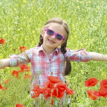 Las gafas de sol para niños