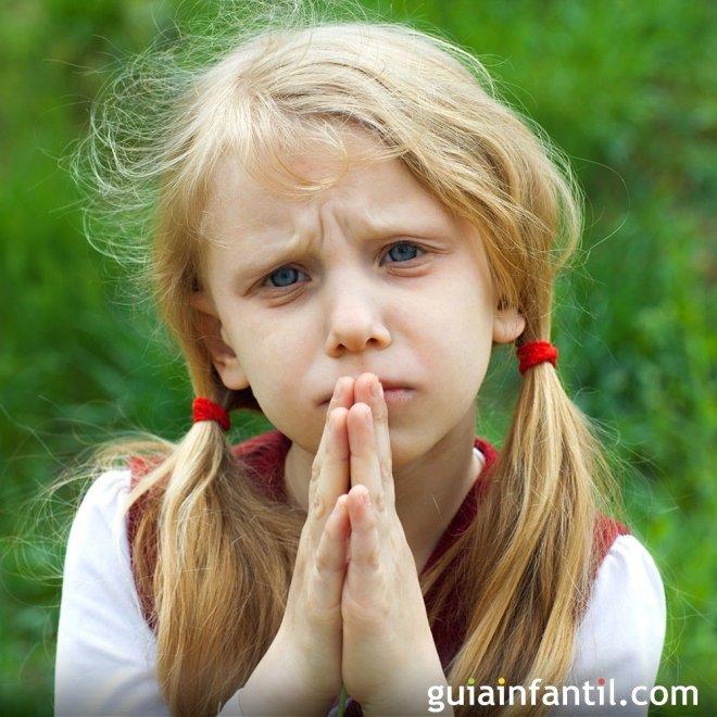 La difícil tarea de enseñar a los hijos a pedir perdón