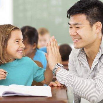 Los maestros preferidos por los niños
