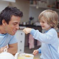 Si quieres ser papá, come sano