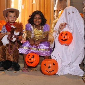 Ideas para organizar una fiesta de Halloween para los niños